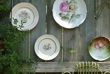 {Garden Art}   / Decorating the Garden / by Annette Kessler