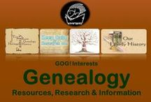 Genealogy - Research / Useful links for research / by Pat Morgan