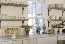 kitchen ideas / by Penny Kerr