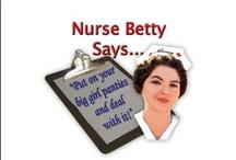 Nursing/Derm/Medical / by betty turner Harris