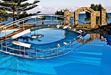 Hotel in Chania  / When you Travel to Crete search for the best Hotels in Chania area . Mike Hotel and apartments in the Village of Maleme 17km west from Chania City , 5 km from Platanias and 165 from Heraklion .