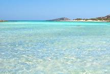 Crete / Places to Visit in Crete | Scuba Diving . Chania , Chania old Harbour , Maleme , Platanias , Kolimbari , Loutro , Falasarna , Balos , Gramvousa , Elafonisi . Enjoy the Sun in the most clear Beaches in Greece ,