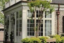 Home: Conservatories & Orangeries