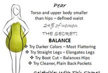 Girly: How-To Dress for Pear Shape ~ Curvy Girls