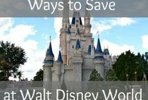Disney World / Planning for Disney World, tips, tricks and ways to save.