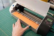 Silhouette Cameo Cutting Machine / Videos and ideas for using the Silhouette Cameo Die Cutting Machine