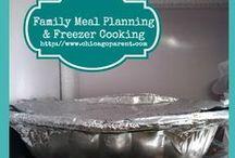 Food: Meal Planning & Freezer Meals