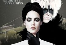Labyrinth / David Bowie, Jennifer Connelly and all the muppets work together to make a memorable movie! / by Megan Morgan