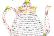 Art: Susan♥Branch / A little folksy love by Susan Branch ♥