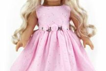 AG doll ideas to make / American Girl Dolls / by Lin Nucci