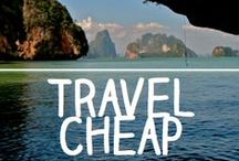 Travel Tips / by Chris Tedds