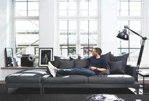 Furniture - Sofa / by Nicolai Erdmann Kristiansen