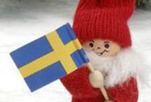 Swedish-related items / by Nancy Johanson Sharp