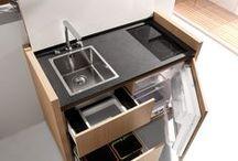 Beltér / Konyhák nappalik bútorok ötletek kialakítások