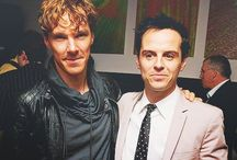 Benedict and Andrew