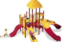 Early Childhood Play / Play & Park Structures understands children and designs equipment for the little hands and feet of children 2-5 years that promotes imagination and creative play while encouraging social and cognitive development.