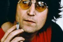 "John Lennon, the most ""beautifull"" person."