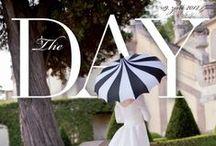 Svatební časopis The DAY / Osobní svatební časopis, lepší než fotoalbum, lepší než fotokniha