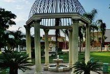 Nuestra finca 'La Tosca' / Celebra tu boda en una una casa palacio con dos amplios salones, rodeada por un magnífico jardín.