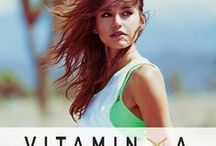 Vitamin A Swimwear & Dresses / Vitamin A Gold Swimwear 2013 Collection first made waves on the Southern California scene back in 2000, debuting with just four perfectly cut black bikinis available in two piece, one piece, monokinis and tankinis styles.