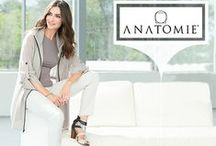 Anatomie - Luxury Travelwear / At its core, Anatomie is about style. We create unique, luxury travel wear that allows women to explore the planet in comfort, looking fabulous while they do so. Anatomie exists thanks to the creative genius and design talent of Kate and Shawn Boyer.