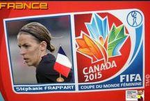 LES ARBITRES DE CANADA 2015 - FIFA / LES ARBITRES DE CANADA 2015 - FIFA