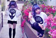 ~Pastel Goth/Punk ✿❤