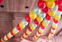Children's Birthday Balloons - Cool Ideas for Decoration and Party Planning / Birthday balloons, party decorations and birthday gifts that children will love. We hope you find some useful tips, ideas and inspiration for your youngster's special day.