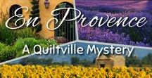 En Provence - 2016 Mystery Quilt / Bonnie Hunter's mystery quilt at Quiltville.com  http://quiltville.blogspot.com/2016/10/en-provence-quiltville-mystery-intro.html