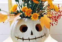 fall. / Spooky decor and inspiration for all things Halloween.