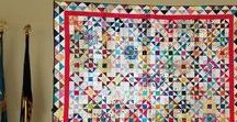 Box Kites / Bonnie Hunter workshop in Manchester NH on May 19, 2018.   Quiltville.com