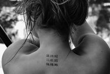 Tatuajes / by Shenade Smith
