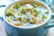 Soups / Phenomenal soup recipes, from hearty chili to classic broths. / by Marsh Supermarkets