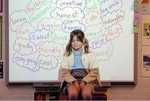 Classroom displays and ideas / by Charlotte