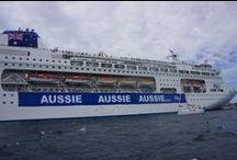 Australia Day Onboard