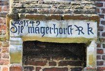 Die Magerhorst / Havezathe Die Magerhorst   Duiven   Liemers buiten   Gelderse kastelen