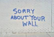 Sign posts & graffiti...