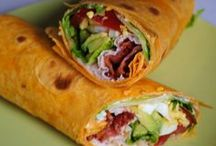 Sandwiches-Wraps-Assorted