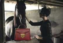FURSAN / Dazzah Handbag by FURSAN