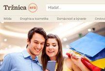 E-shops / E-shop website