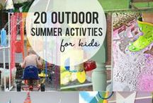 Summer Fun Activities / Summer Fun Activities