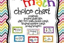 Math Ideas-Activities-Lessons-Centers