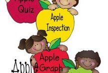 September Activities-Apples-Labor Day-Themes-Ideas-Crafts-Books