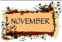 November Theme Units-Activities-Lessons