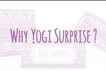 Why Yogi Surprise? / A series of reasons why you should join Yogi Surprise.