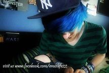 Emo, scene, and punk / Well u know Emo and scene stuff :P no chain mail if you want to be added follow if I don't add u comment on one of MY pins ok thanks