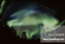 Northern Lights / The Northern Lights being spotted across the world today
