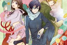 Noragami / Awesome anime ♤ Must Watch!◇