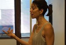 Pilates Week 2015: Kim Kraushar Workshops / PNPW guest celeb STOTT PILATES Master Instructor Trainer Kim Kraushar topped off PNWP's Pilates week with a weekend of eight workshops (May 1-3). She literally wrote the book on ZEN-GA and Total Barre programming.