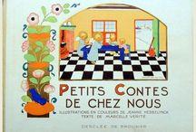 Jeanne Hebbelynck / Illustraties Jeanne Hebbelynck   Kinderboeken   België
